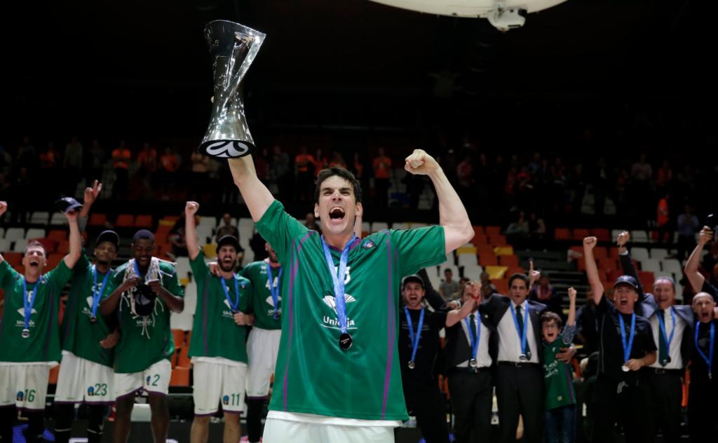 Campeones de la Eurocup