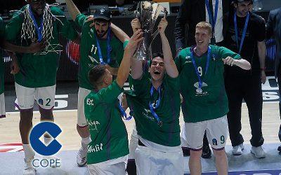 Así se vivió el triunfo de la Eurocup en la COPE