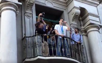 El discurso de Carlos Suárez: «¡Estábamos en la UVI!»